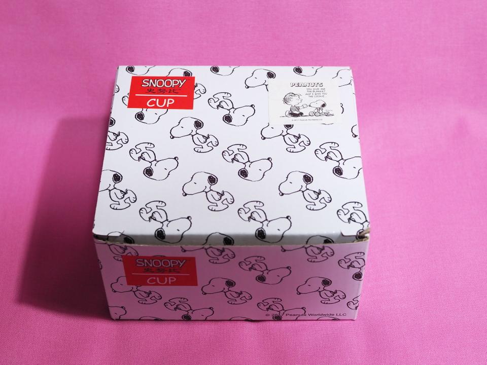 スヌーピー・ハッピースープカップ(箱)