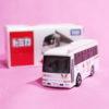 トミカ・日本赤十字・献血バスはミニカーなのに精工なつくり